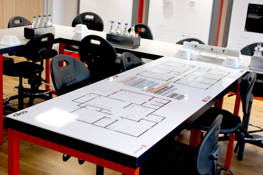 Magnetic Training Board