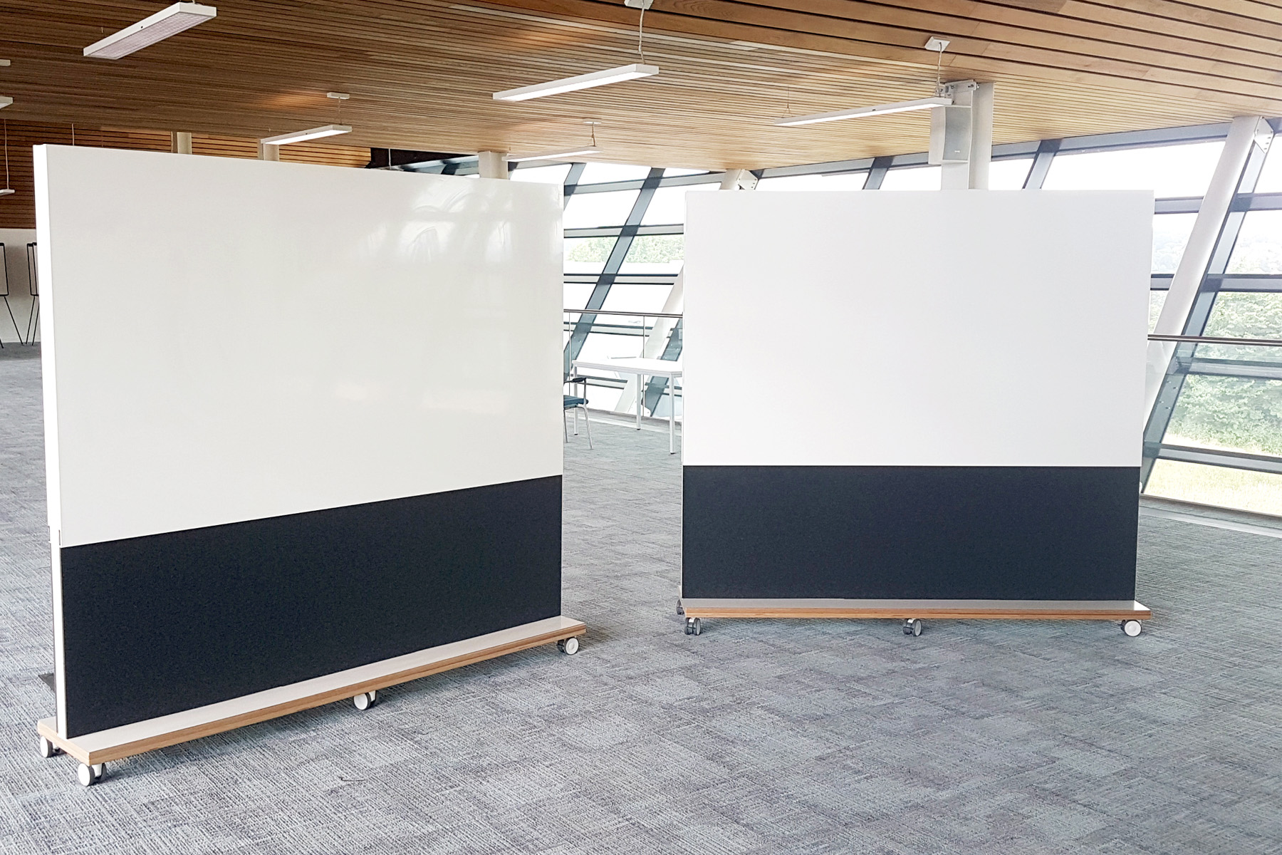 Acoustic Mobile Whiteboard
