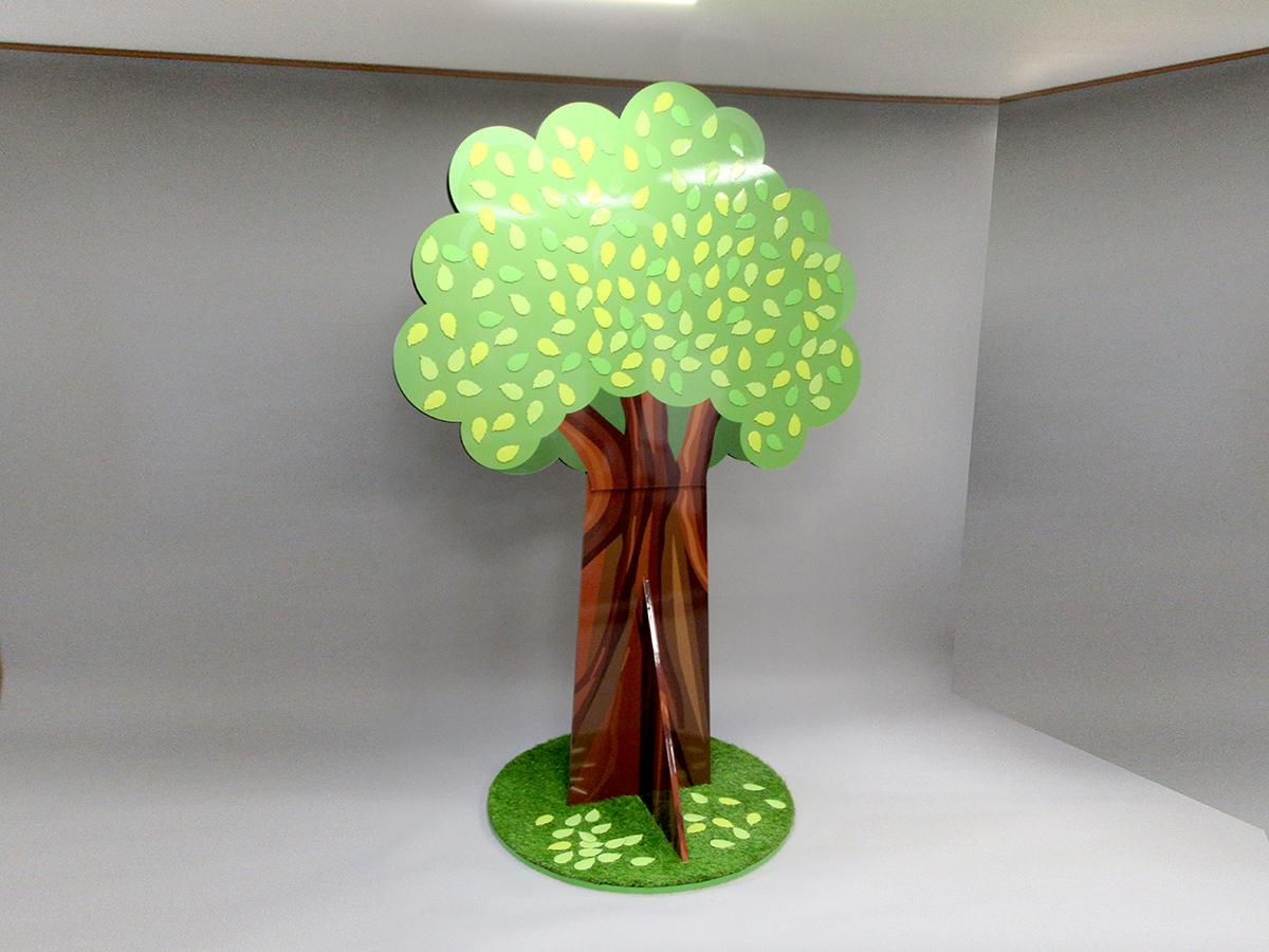 Custom Tree Whiteboard