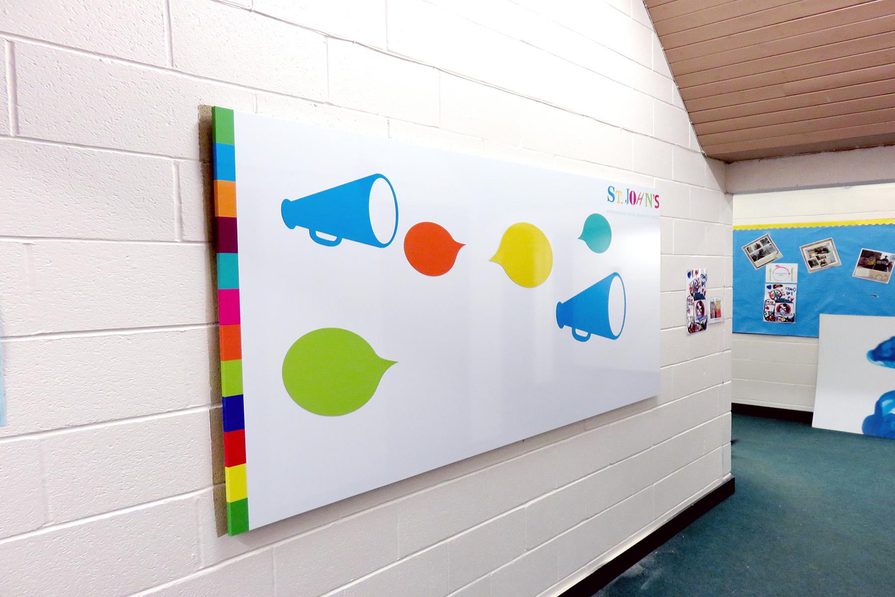 Custom Printed Whiteboard
