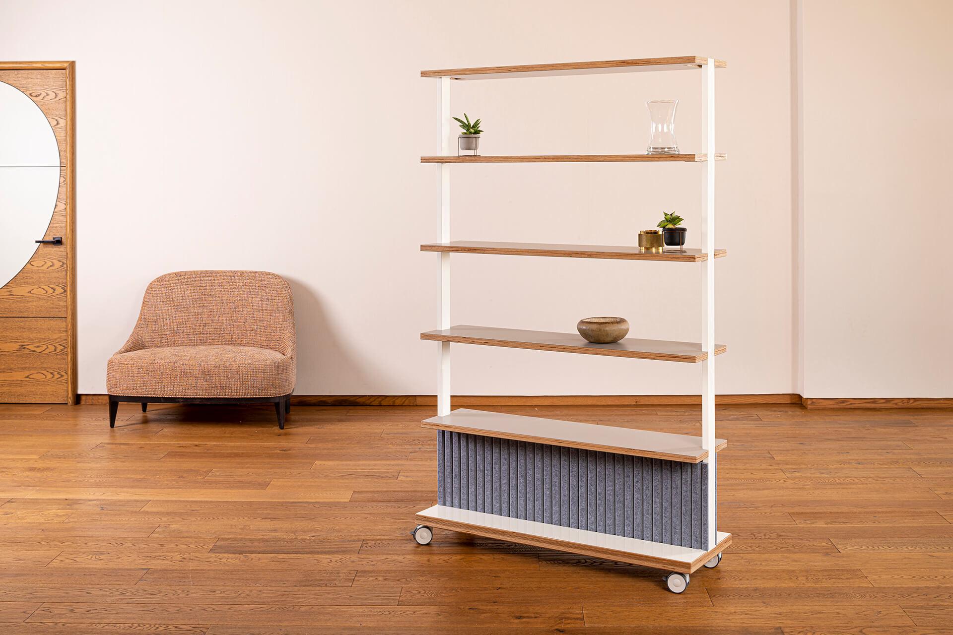 ThinkingWall Acoustic Shelf
